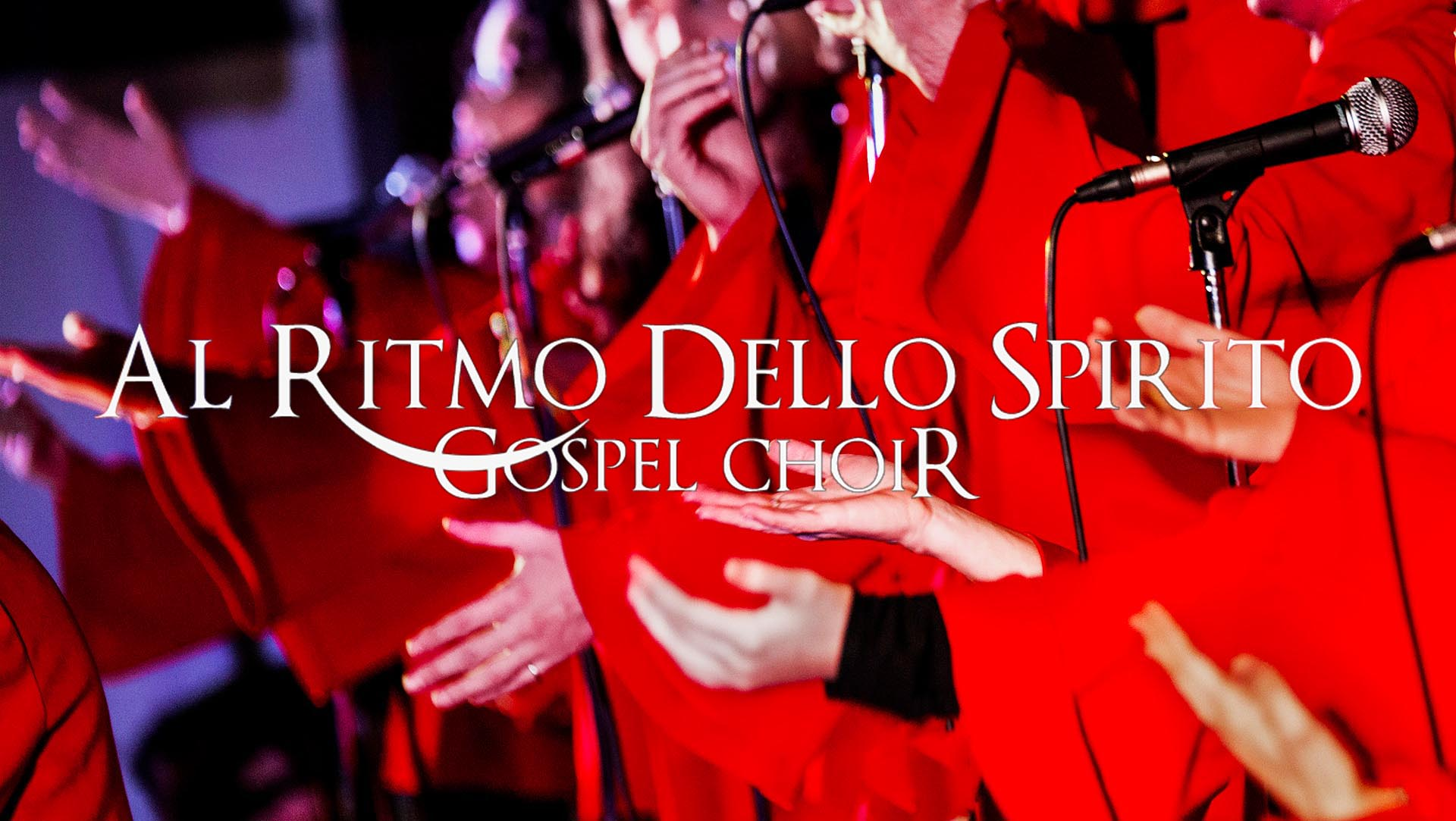 "Coro Gospel ""Al Ritmo dello Spirito Gospel Choir"""